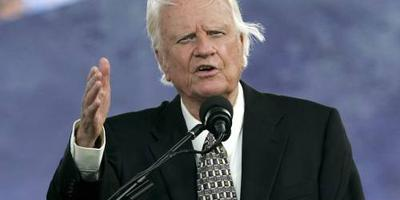 Tv-dominee Billy Graham (99) dood