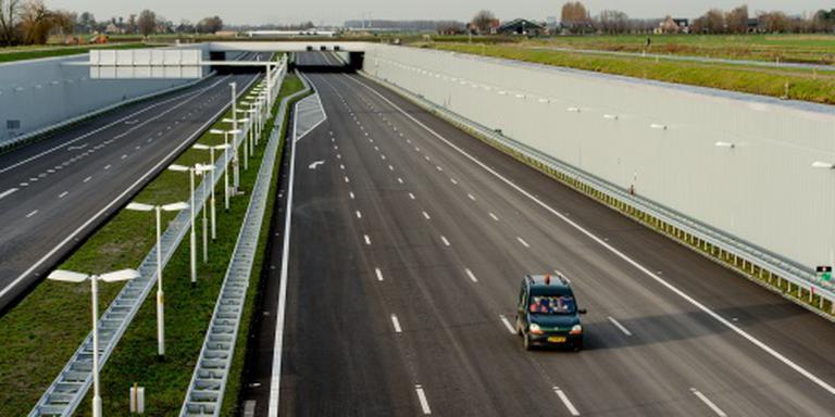'Kwart rijders A13 kiest voor de nieuwe A4'