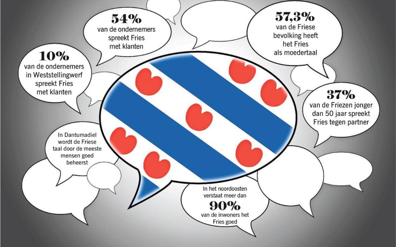 Cijfers uit de Fryske Taalatlas 2020.