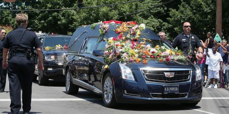Louisville bewijst Muhammad Ali laatste eer