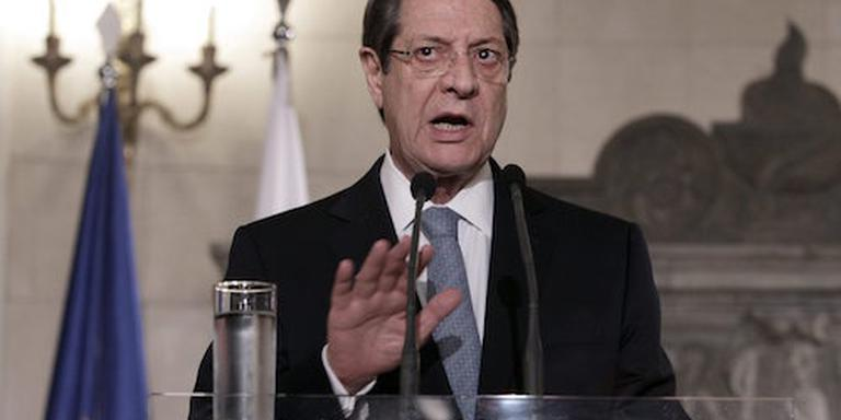 Cyprus annuleert vredesbesprekingen