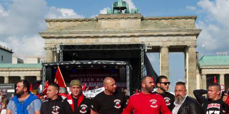 Duitsland verbiedt motorclub Osmanen Germania