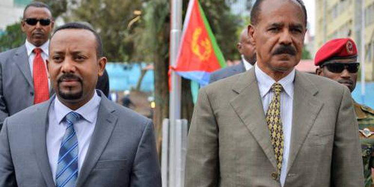 Ethiopië en Eritrea heropenen grensovergangen