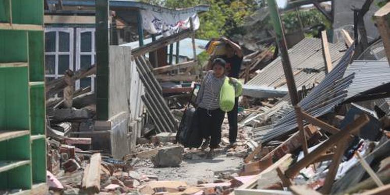 Dodental aardbeving Lombok naar 321