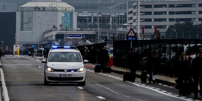 KLM-toestel gestrand op Zaventem