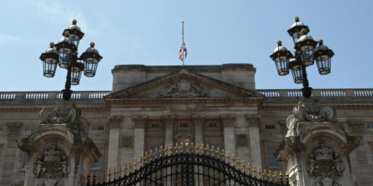 Indringer Buckingham Palace is moordenaar