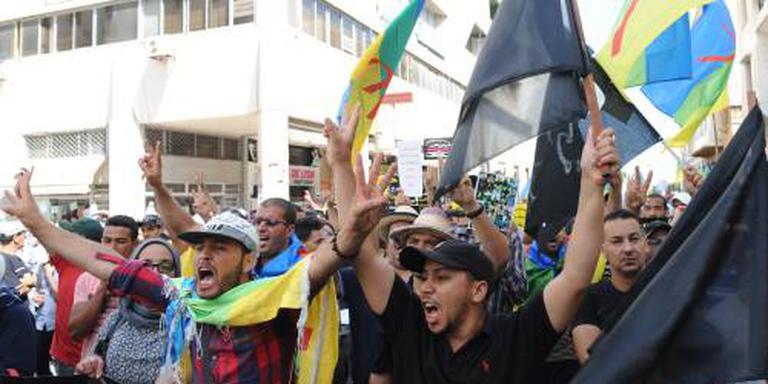 Tienduizenden eisen vrijlating Rif-activisten