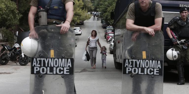 Grieken pakken wapensmokkelaars