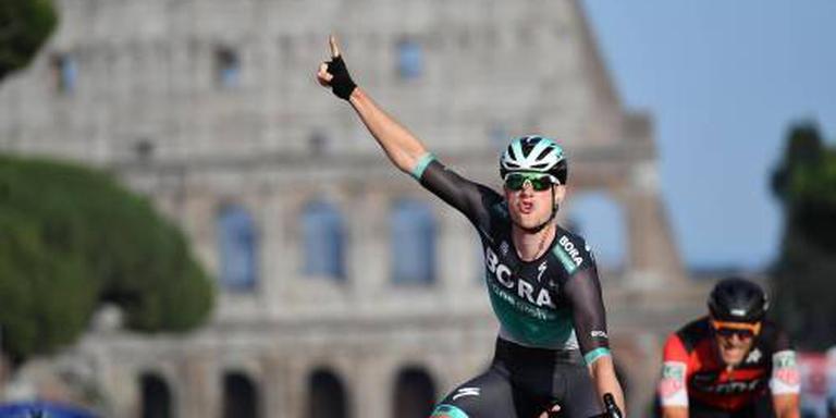 Opnieuw succes Bennett in Ronde van Turkije