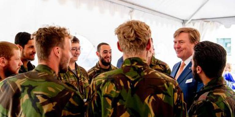 Nieuwe lichting militairen naar Litouwen