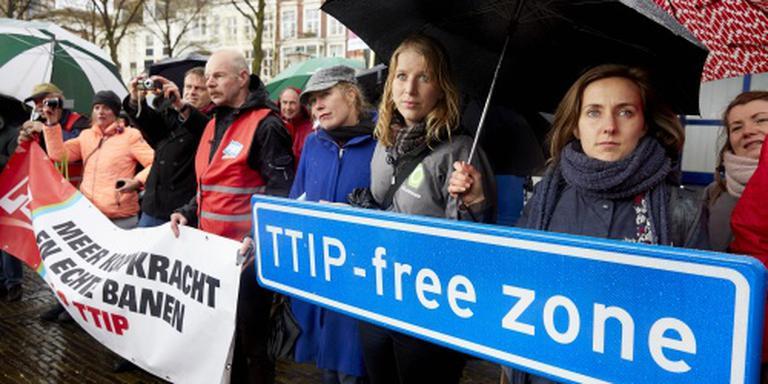 Greenpeace onthult geheime TTIP-documenten