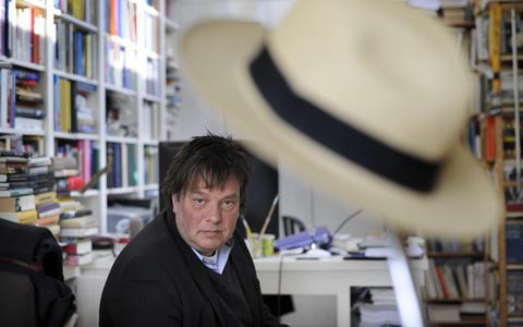 Ernst Bruinsma, uitgever bij de Afûk.