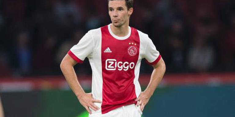 Viergever hervat groepstraining bij Ajax