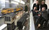 Ook spoormuseum lijdt onder bankroet