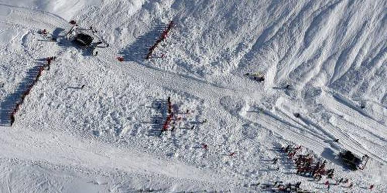 Drie doden door lawine in Pyreneën
