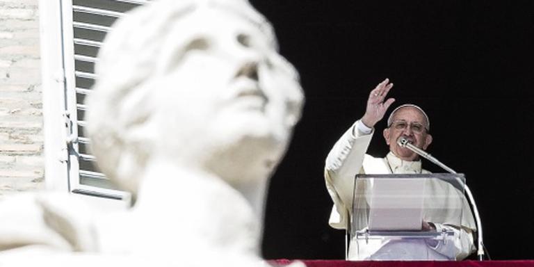 Paus wil wereldwijde afschaffing doodstraf