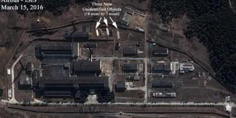 'Verdachte activiteit atoomfabriek N-Korea'