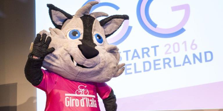 Na oranje kleurt Gelderland roze voor Giro