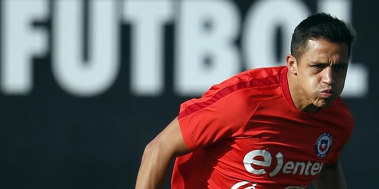 Chili pakt laatste ticket kwartfinales Copa
