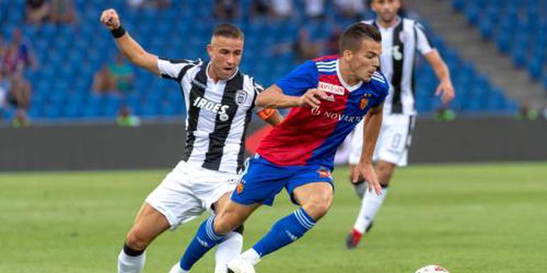 FC Basel blameert zich tegen Grieken