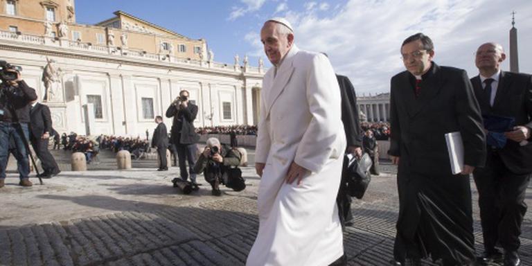 Historische verklaring paus en patriarch af