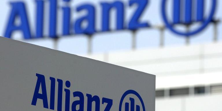 Lagere winst Allianz door natuurrampen