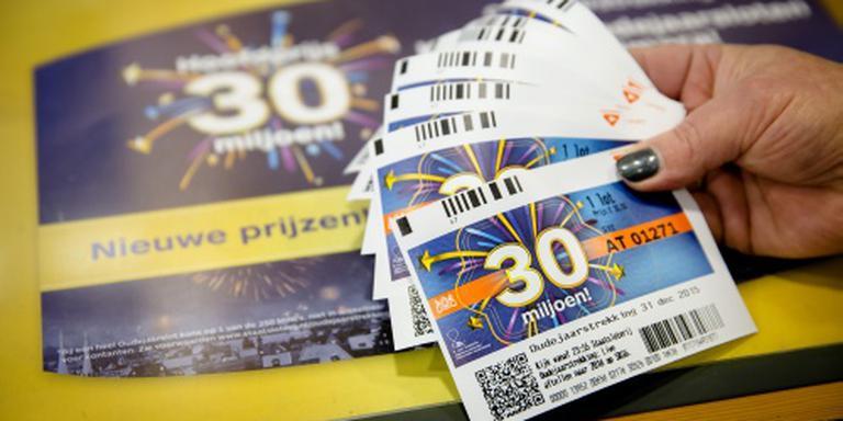 'Loterijfusie nog geen gelopen koers'