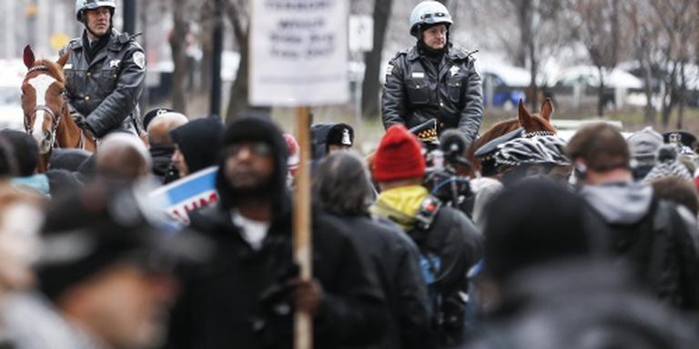 Zwarte inwoonster VS 'per ongeluk' gedood