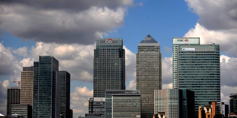 'Banken keren Londen de rug toe'
