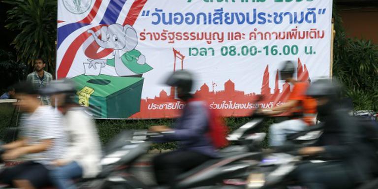 Thaise politie arresteert twee achtjarigen