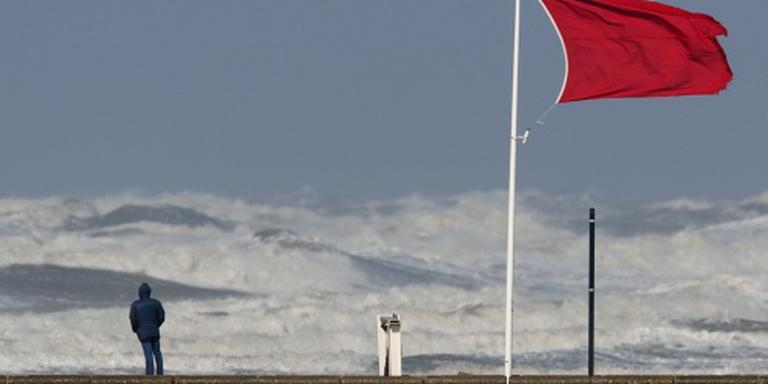Waarschuwing voor zware windstoten