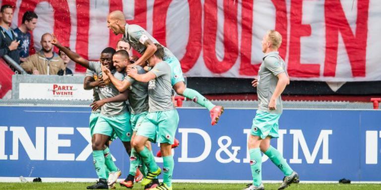 FC Twente krijgt nu sportieve tegenvaller