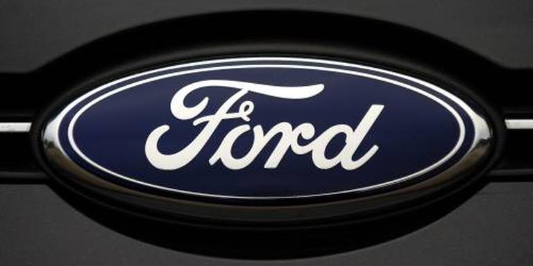 China en brand zitten Ford dwars
