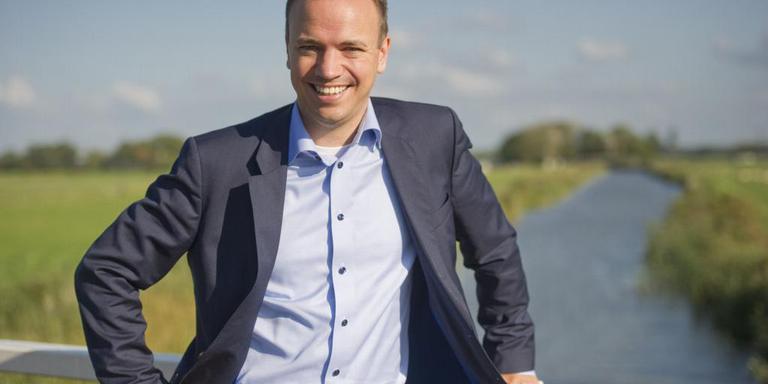 Sander de Rouwe geridderd bij afscheid Tweede Kamer