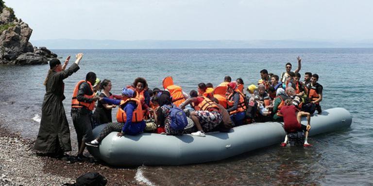 Griekenland: plan B voor vluchtelingen nodig