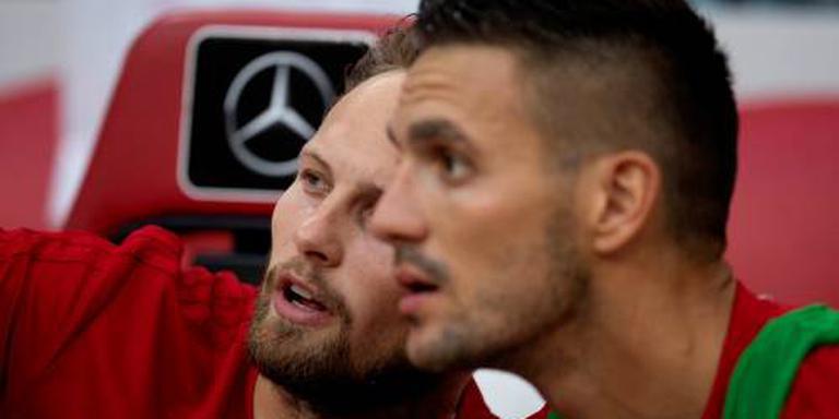Ajax met Tadic voor Van de Beek