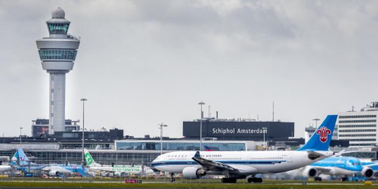 Grote verkeerstoren Schiphol bestaat 25 jaar