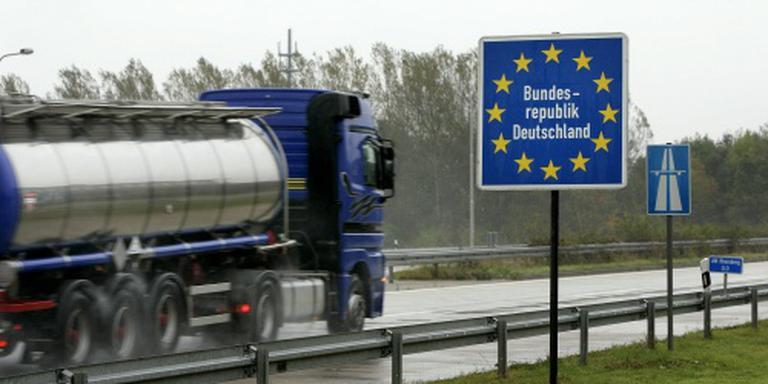 Export naar Duitsland groeit nauwelijks