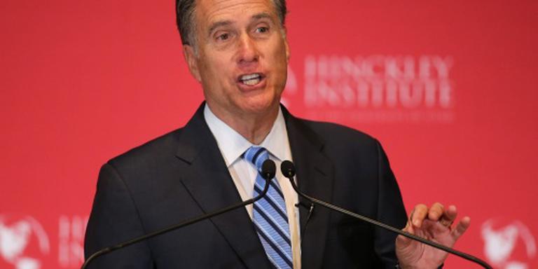 Stem Mitt Romney gaat naar Ted Cruz