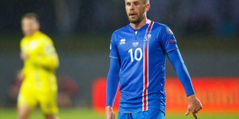 IJslander Sigurdsson op schema voor WK