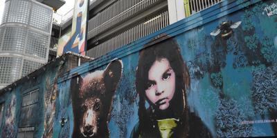 Graffiti. FOTO LC