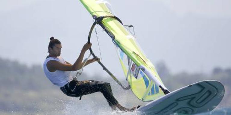 Windsurfer Badloe tweede op WK