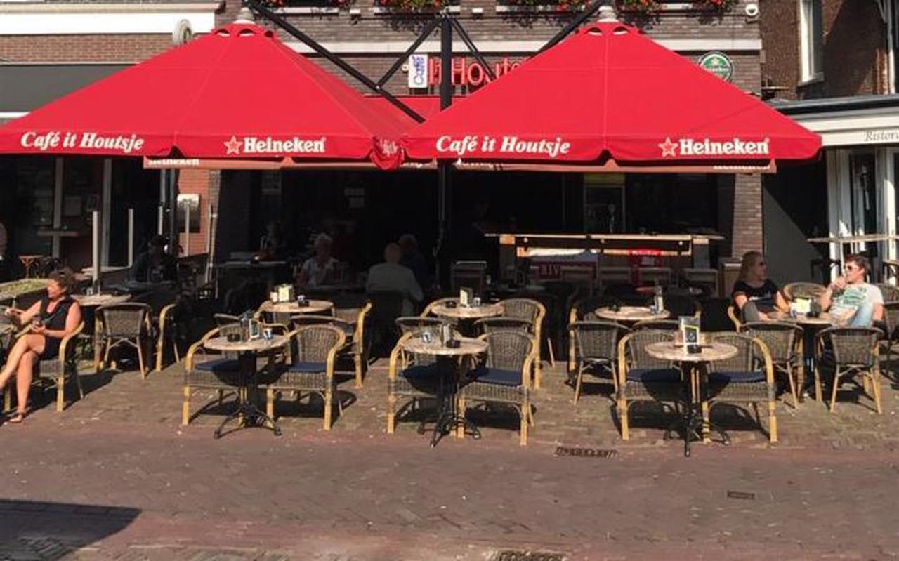 Café It Houtsje in Heerenveen.