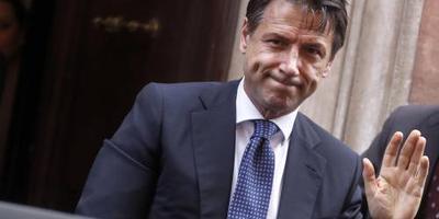 Conte: Italië heeft geen 'plan B'