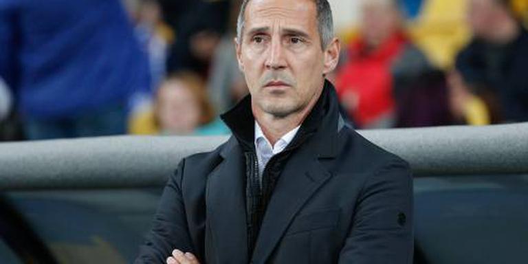 Hütter nieuwe trainer Eintracht Frankfurt