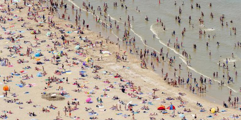 Nederlandse kust populair bij de buren