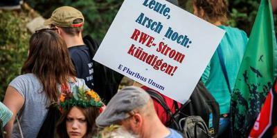 Medewerkers RWE blokkeren toegang tot mijnen