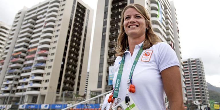Atleten gaan los in Rio de Janeiro
