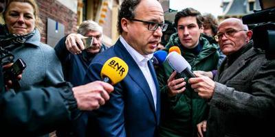 'Pensioenoverleg hervat met Rutte en Koolmees'