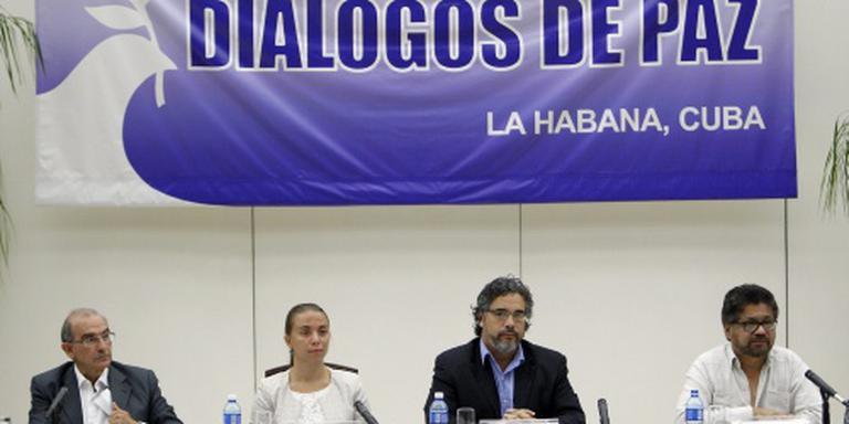 'Colombia houdt referendum over FARC-akkoord'